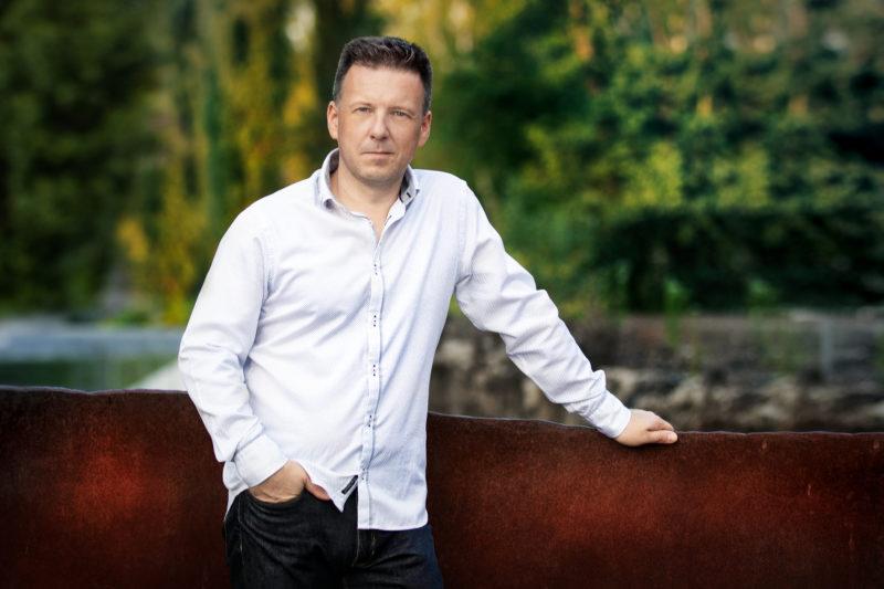 Kouč, lektor Marek Vegricht